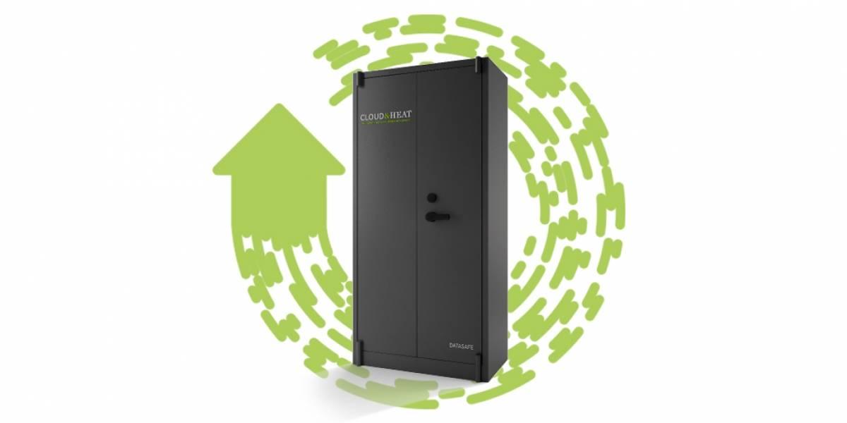 Compañía alemana ofrece calefacción gratis a cambio de que hospedes algunos de sus servidores