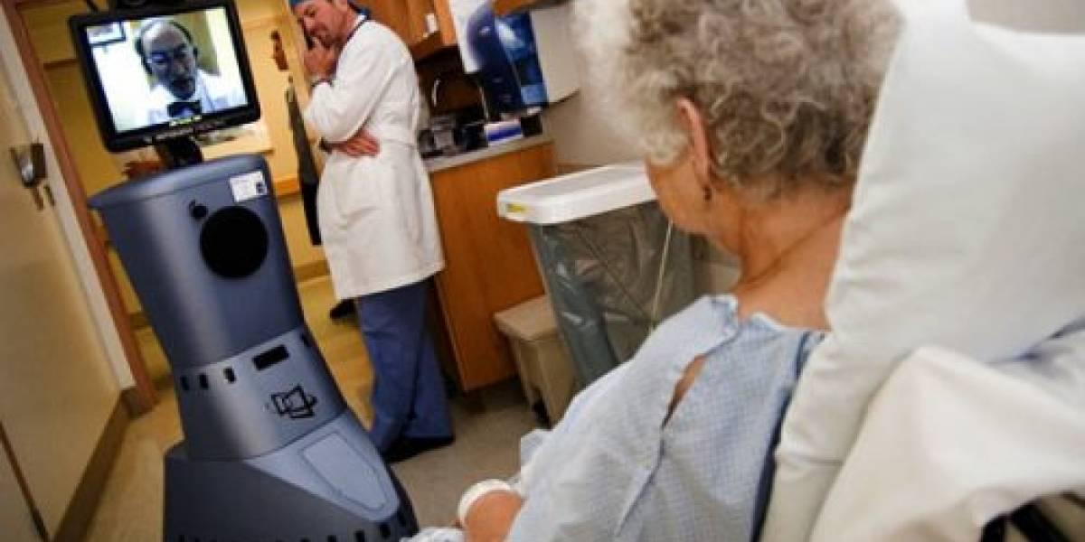 RP-7, el robot enfermero