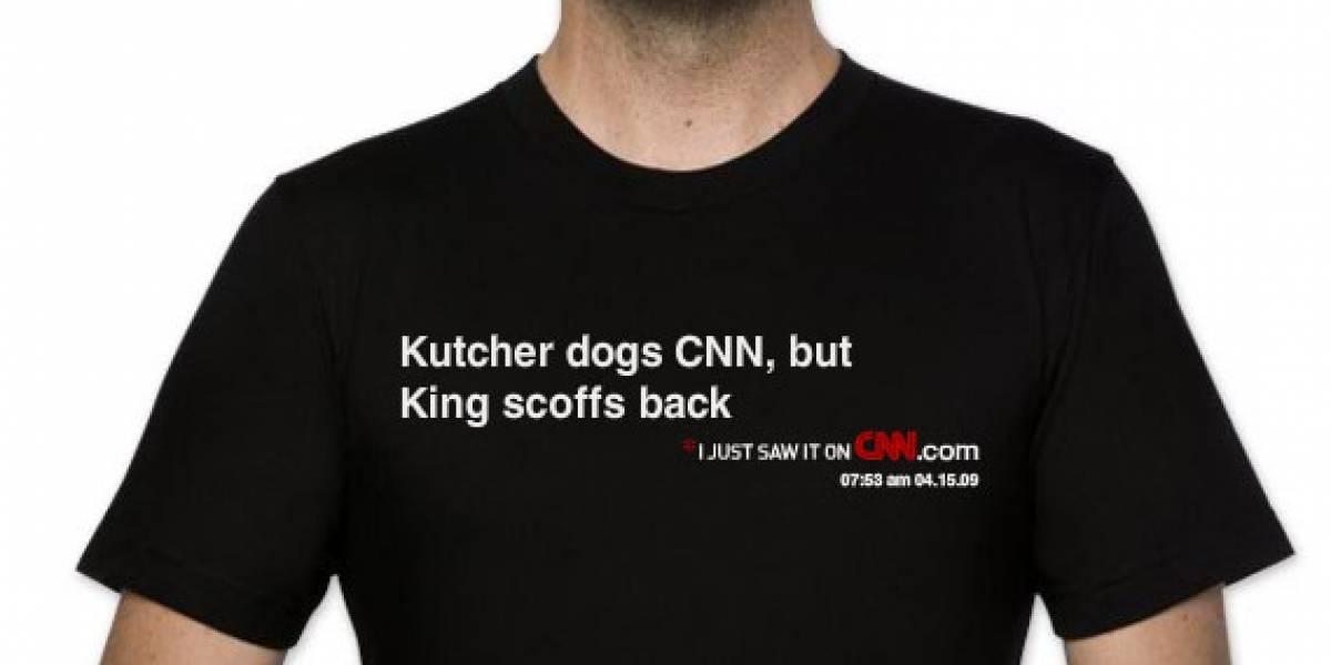 Kutcher vs. Larry King: El reto del millón de seguidores en Twitter