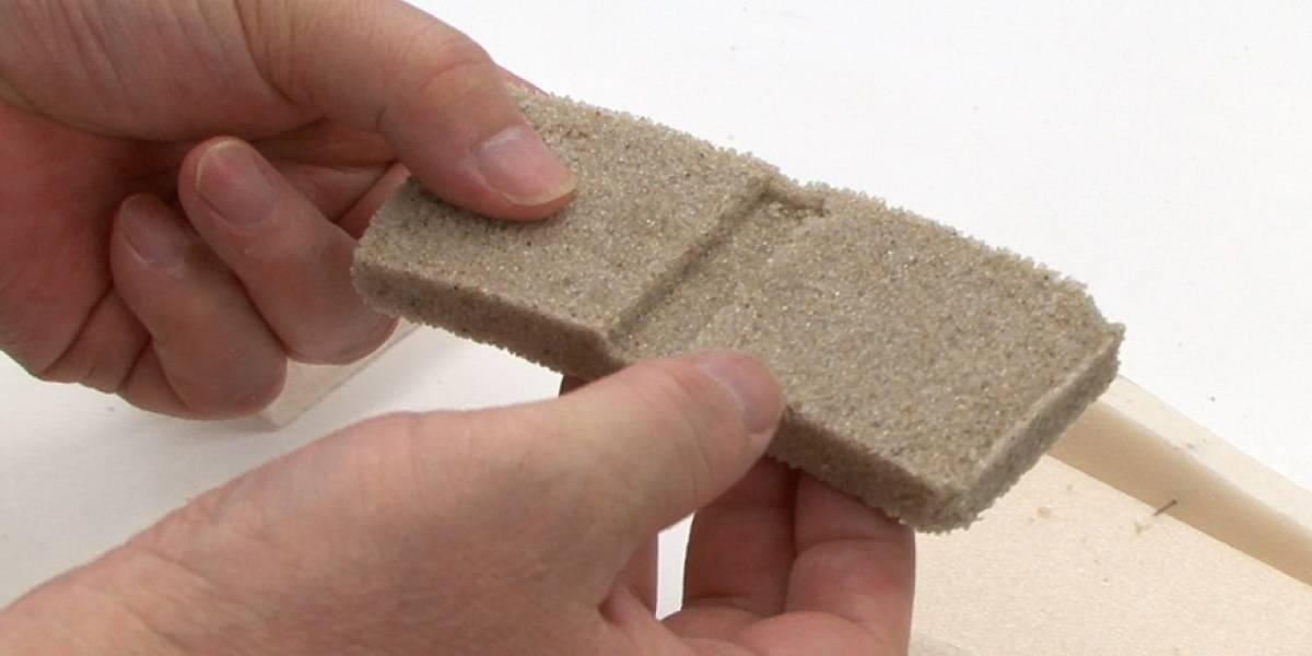Japoneses crean nuevo material para acelerar reconstrucciones post terremotos