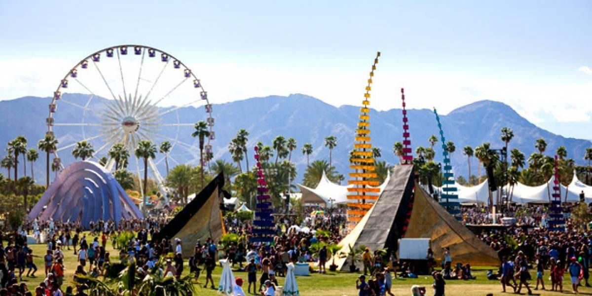 Este fin de semana YouTube transmitirá el festival de música Coachella