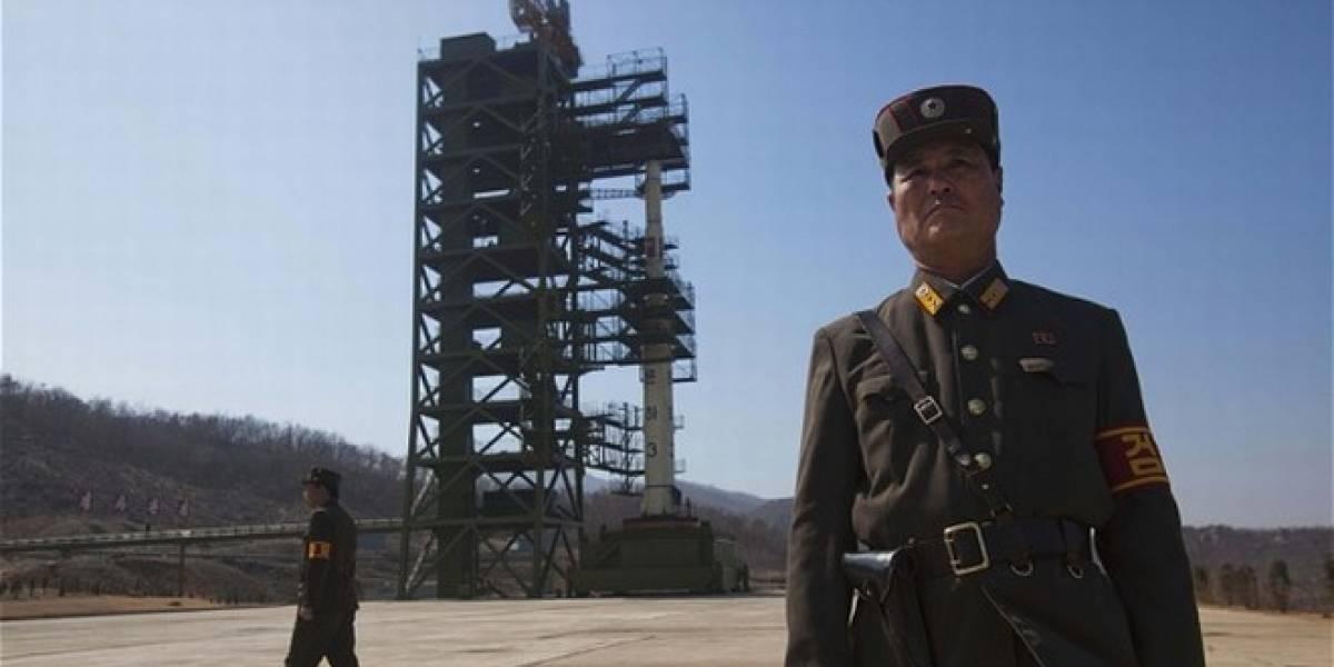 Cohete norcoreano que pondría satélite en órbita duró 100 segundos en el aire