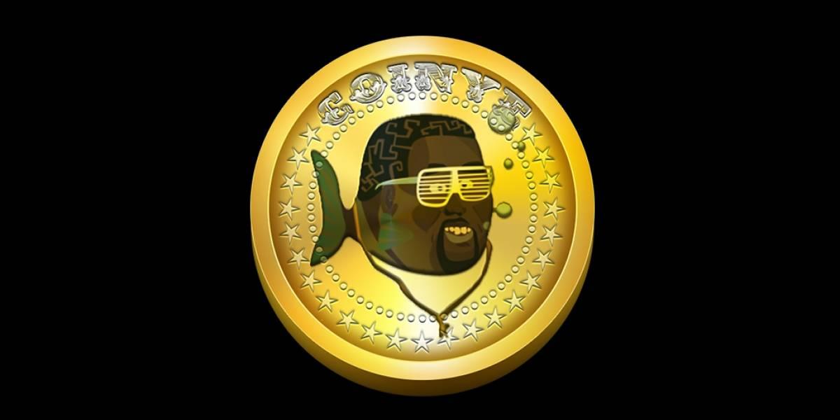 Creadores de la Coinye cambian su moneda y dicen que no tiene nada que ver con Kanye