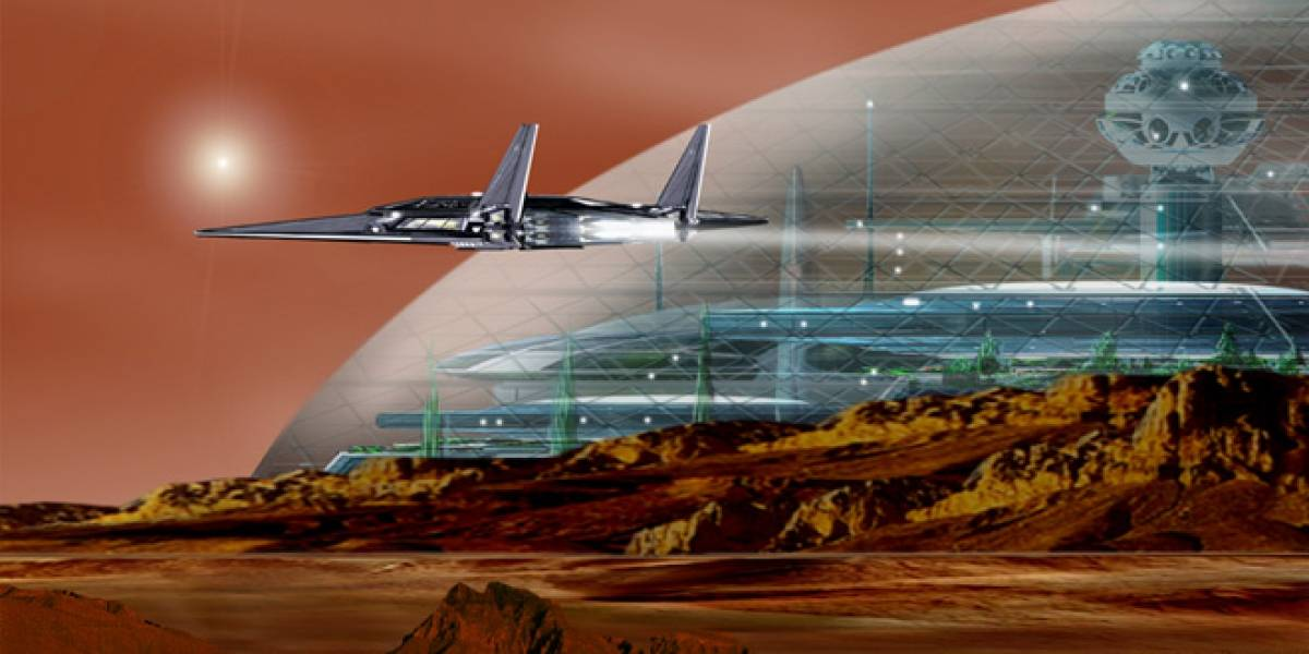 Elon Musk quiere instalar una colonia humana en Marte