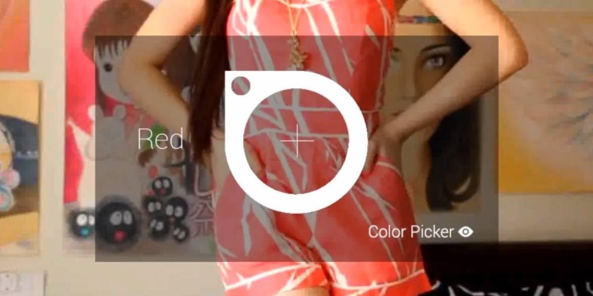 Google Glass recibe una app para daltónicos