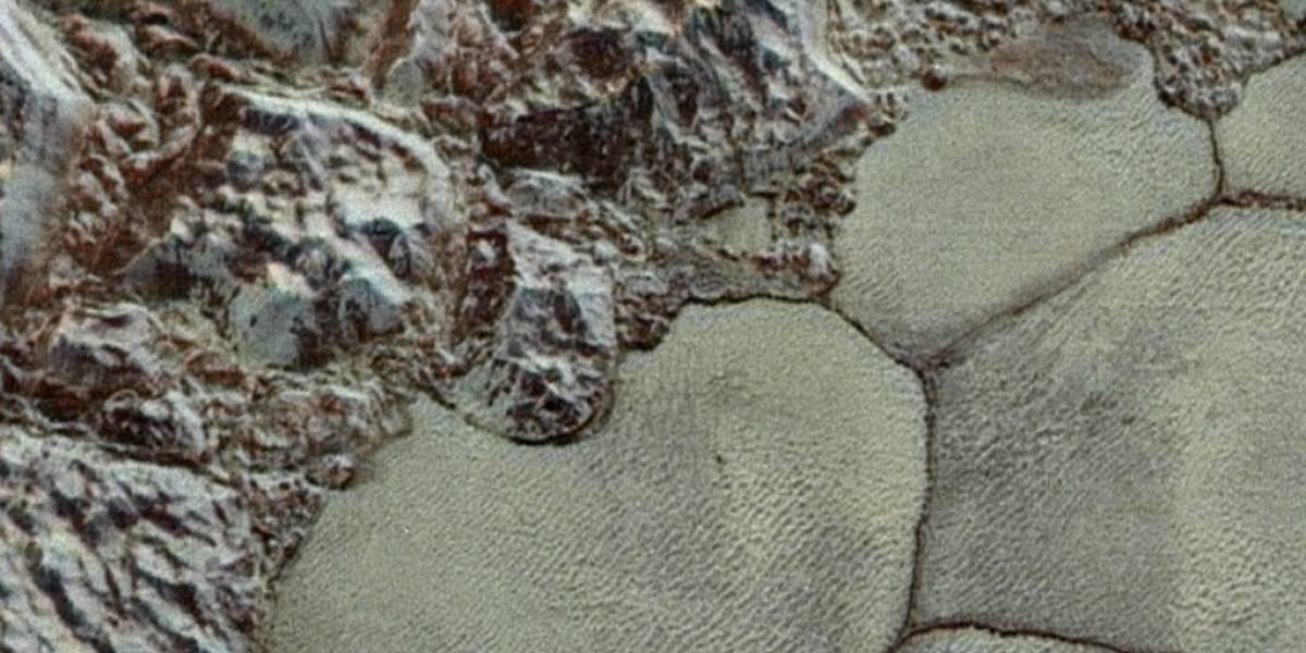 Nasa muestra nuevas imágenes de Plutón en color y en alta resolución