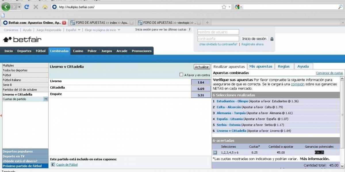 España: Las casas de apuestas por Internet no quieren traer sus servidores