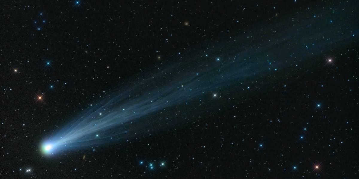 Cometa ISON probablemente fue destruido en su paso por el Sol