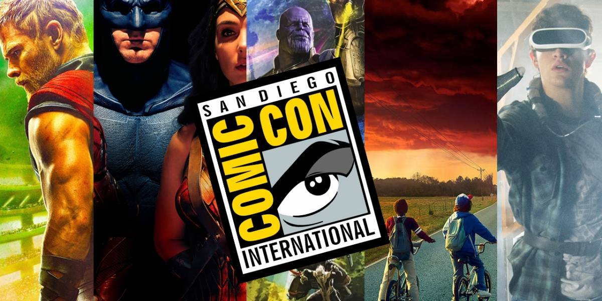 Mira los mejores trailers presentados en la Comic-Con 2017