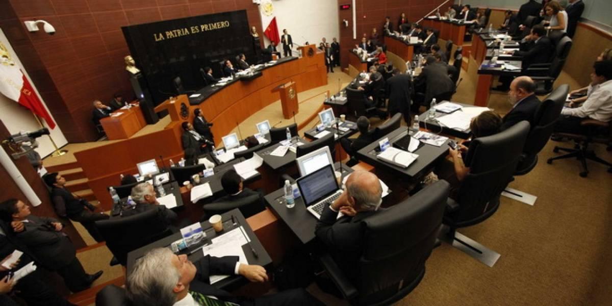 México: Comisión Permanente rechaza ACTA