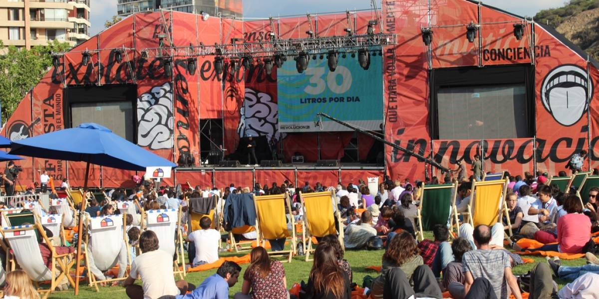 FIIS: Detrás del festival que quiere hacer entretenido el conocimiento
