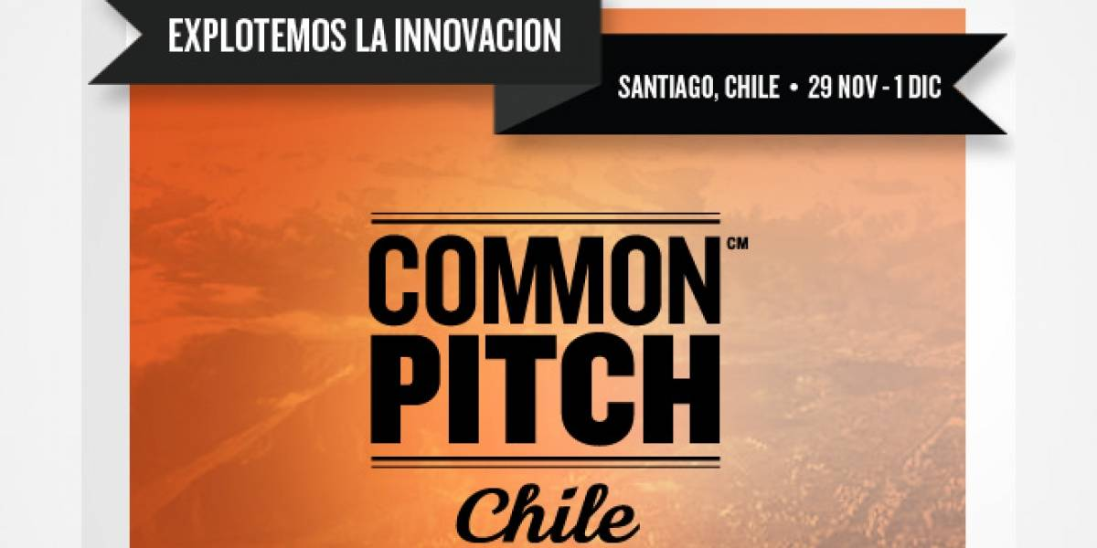 Chile: Revisa lo mejor del Common Pitch a través de YouTube