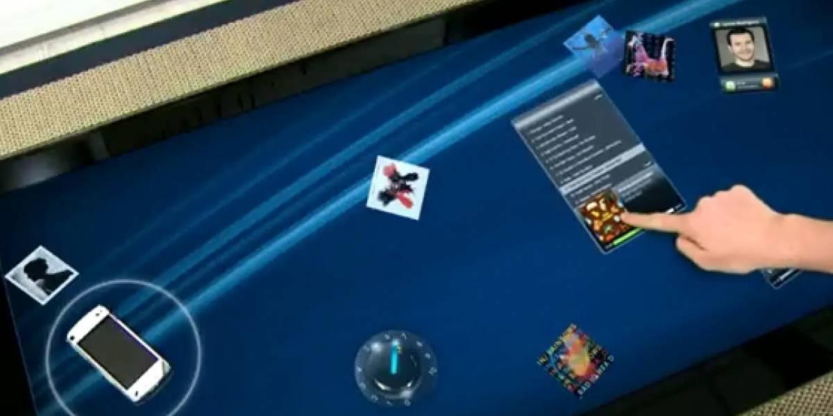 """Telefónica prepara """"Commtinuity"""": su versión de mesa para controlar gadgets"""