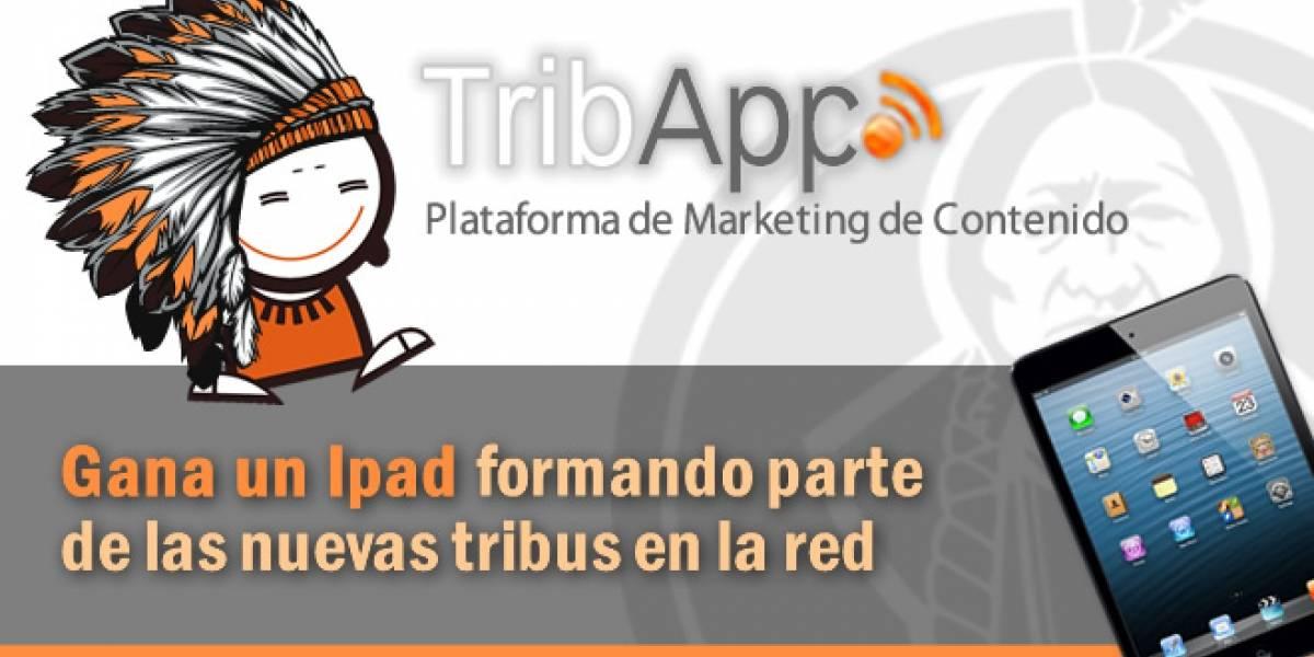 España: ¡Únete a una tribu en TribApp y gana un iPad!