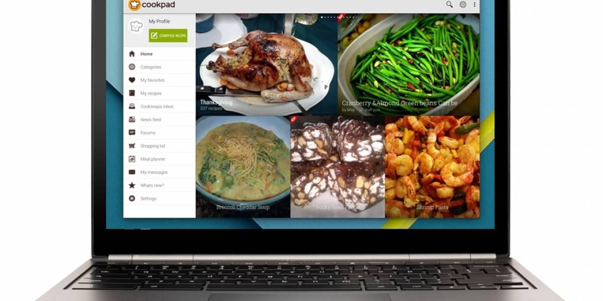 Nuevas aplicaciones Android se unen a la fiesta de ChromeOS