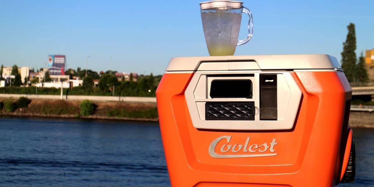 Hielera destrona a Pebble como proyecto con más fondos en Kickstarter