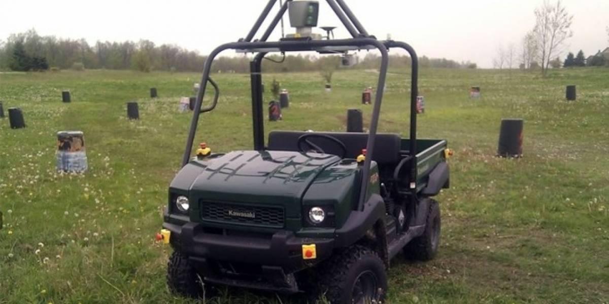 Desarrollan un copiloto inteligente para vehículos que nos evitaría accidentes