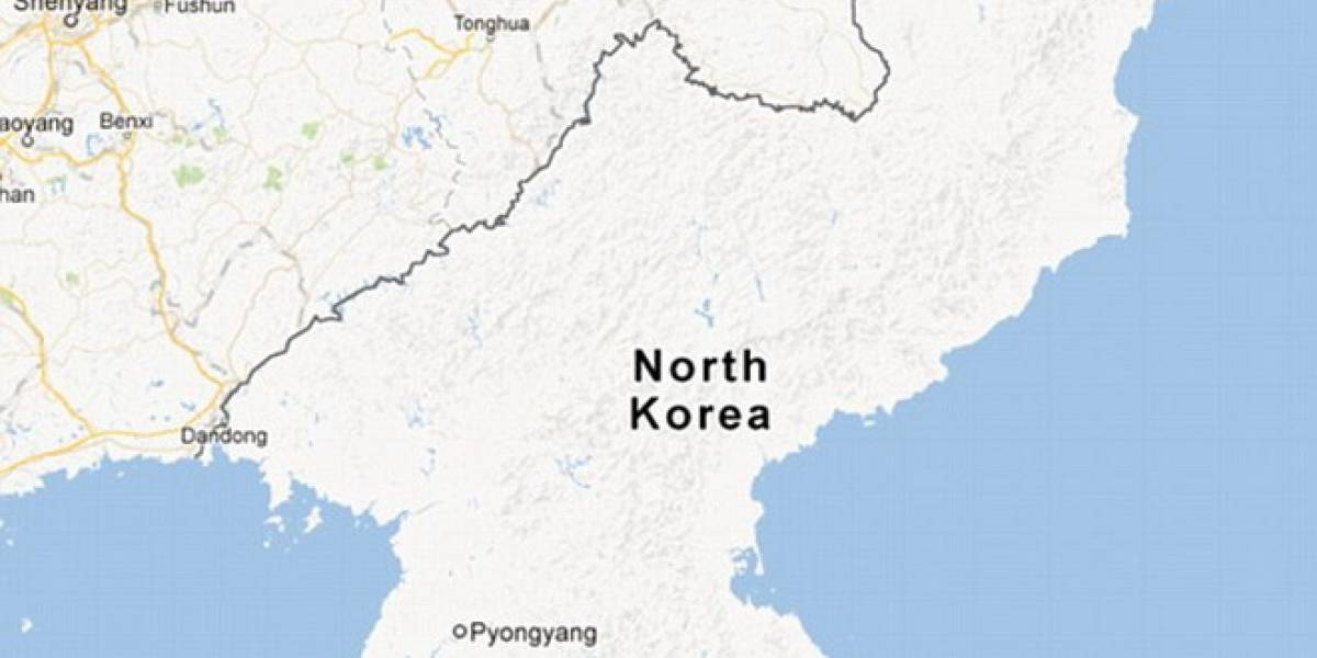 Corea del Norte, el reto final para Google Maps