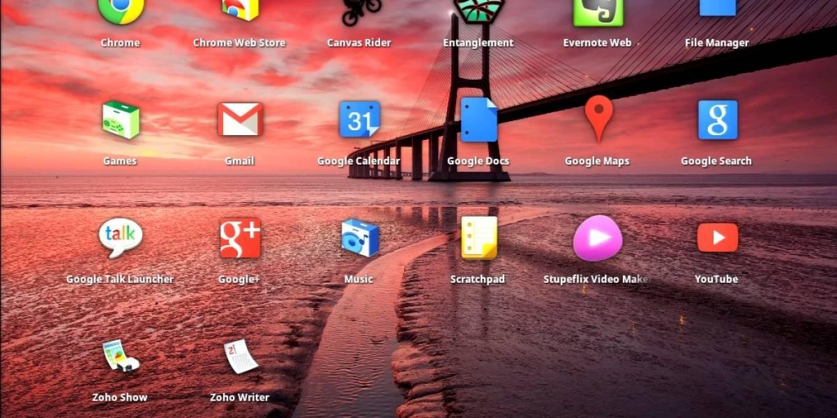 LG podría comenzar a vender computadoras con sistema operativo Chrome OS