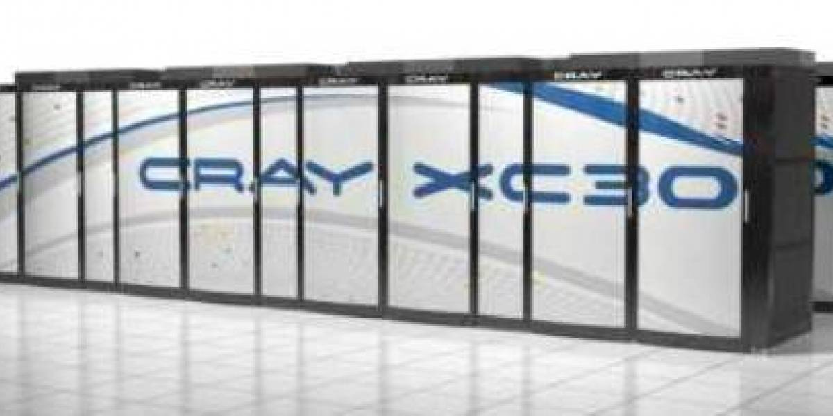 """Nuevo récord en supercomputadores: el XC30 """"Cascade"""" puede alcanzar los 100 petaFLOPs"""