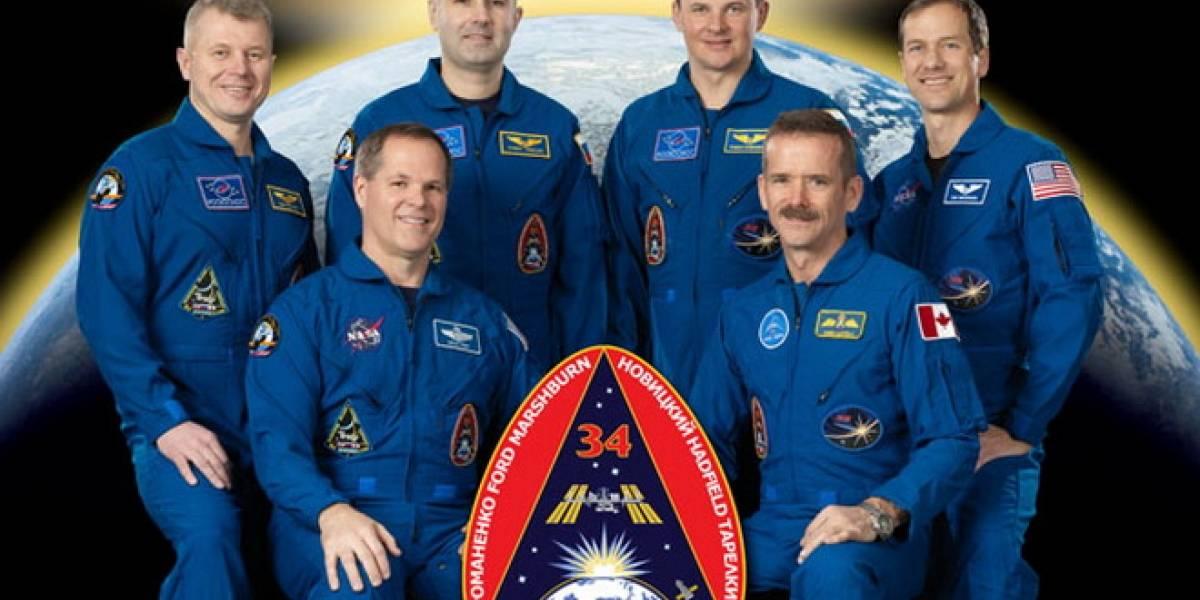 Astronautas de la Estación Espacial Internacional podrán ver el Super Bowl en vivo