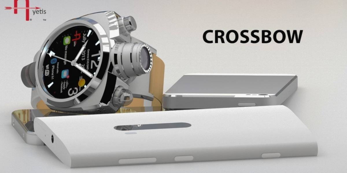 Este reloj inteligente suizo viene con cámara de 41 megapixeles