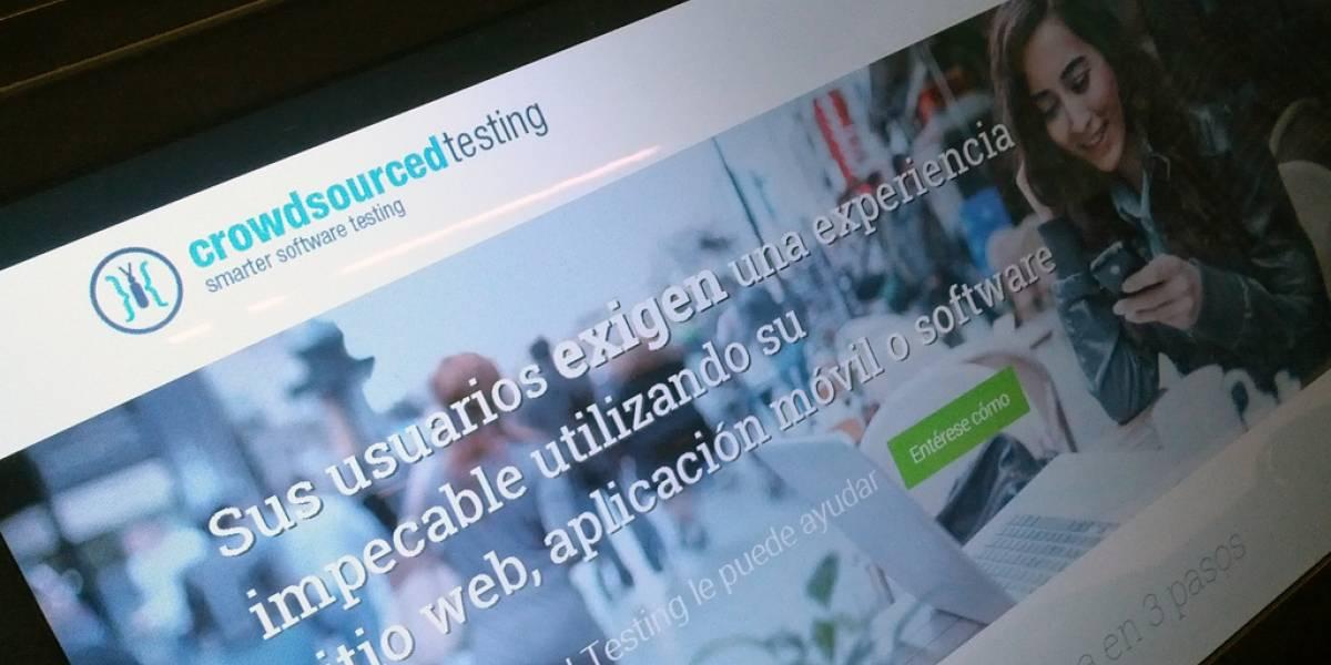 Crowdsourced Testing promete testers para tu app [FW Startups]