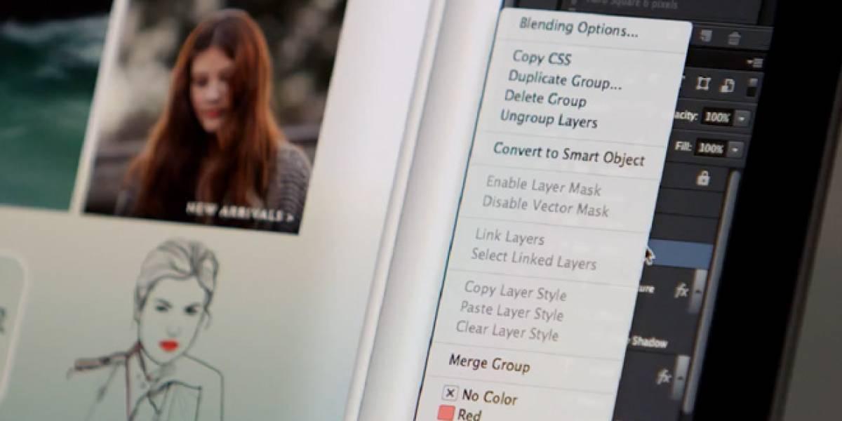 Adobe presentará Photoshop CS6 para Retina Display en diciembre