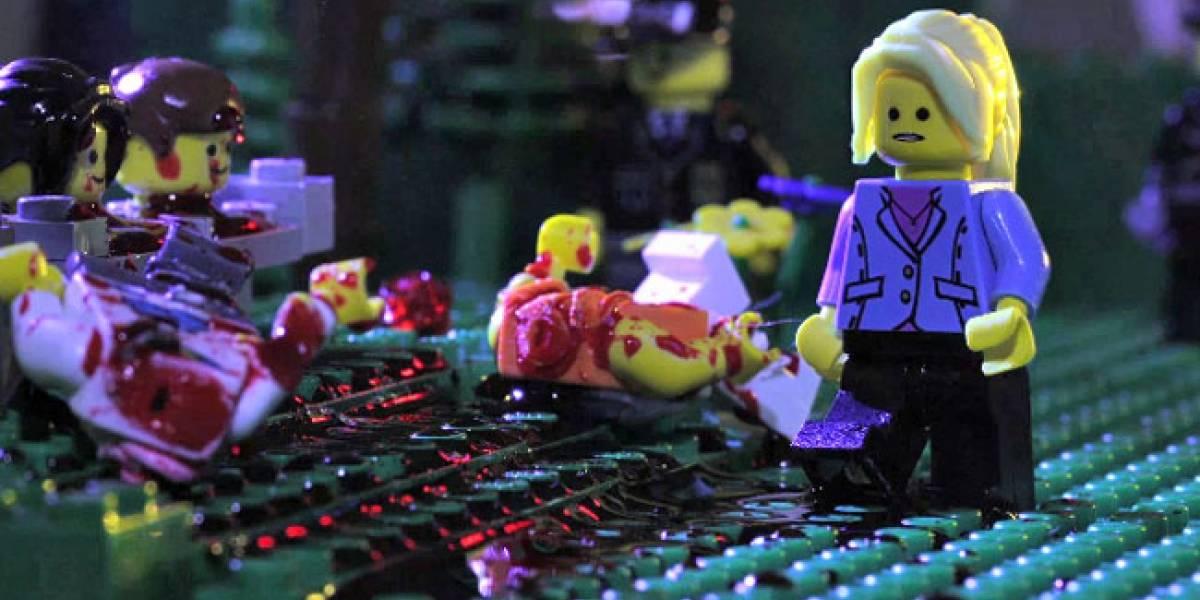 Versión LEGO de C.S.I