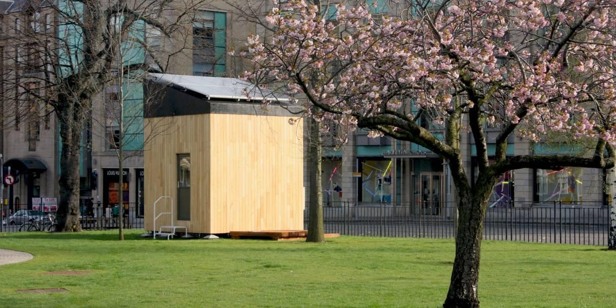 Proyecto Cubo: Una casa pequeña pero eficiente