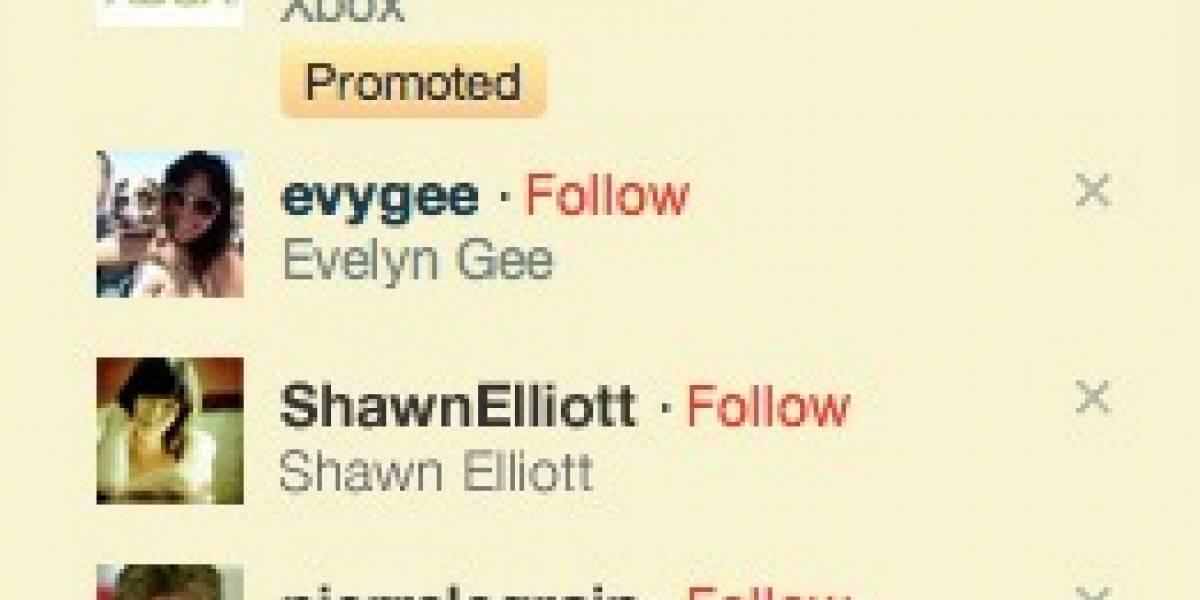 Ya se puede pagar para obtener más seguidores en Twitter
