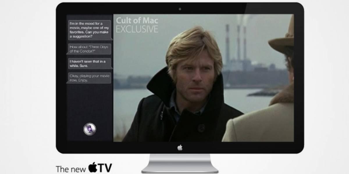 Futurología: Así sería el televisor de Apple