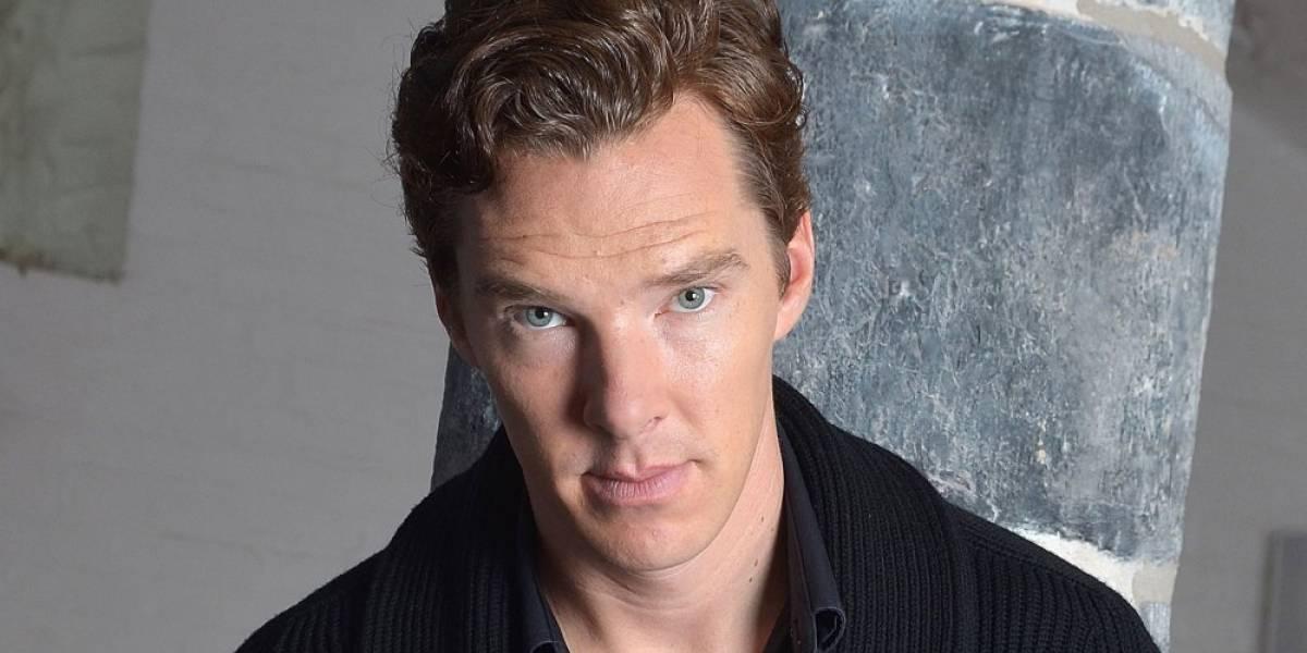 Nuevas imágenes de Benedict Cumberbatch en el set de Doctor Strange