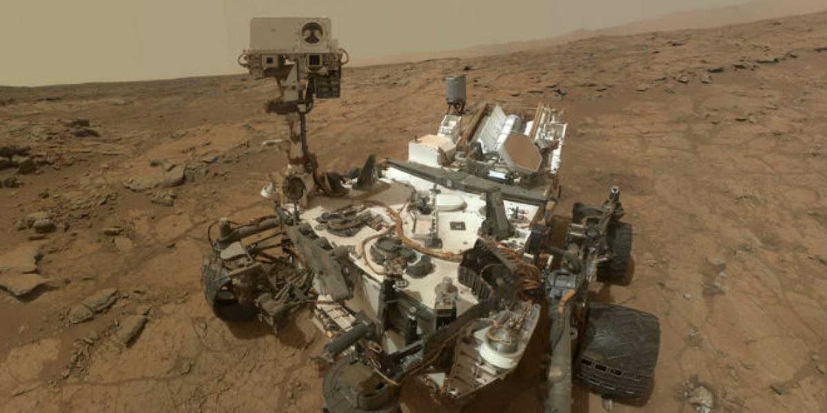 Curiosity se recupera de la falla en su computadora principal