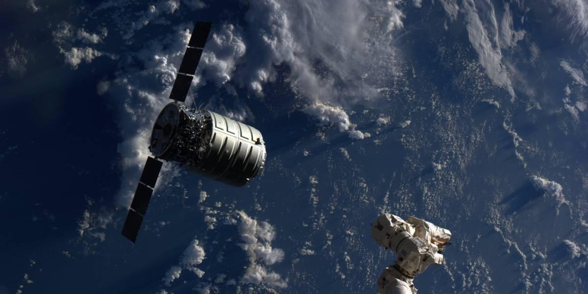 Orbital Sciences estaciona la segunda nave comercial en la Estación Espacial