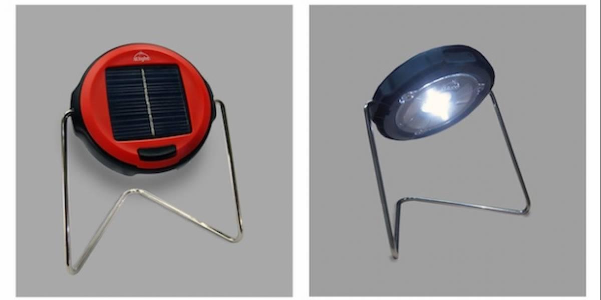 D.Light S1, una lámpara solar para estudiantes