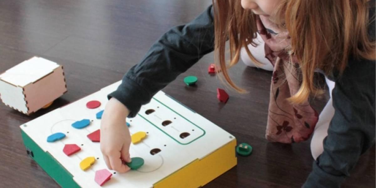 Primo, el robot Arduino con el que los niños aprenden a programar
