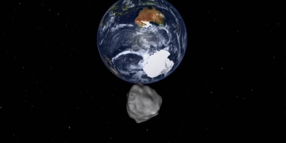5 datos sobre el asteroide 2012 DA14, que pasará el viernes muy cerca de la Tierra