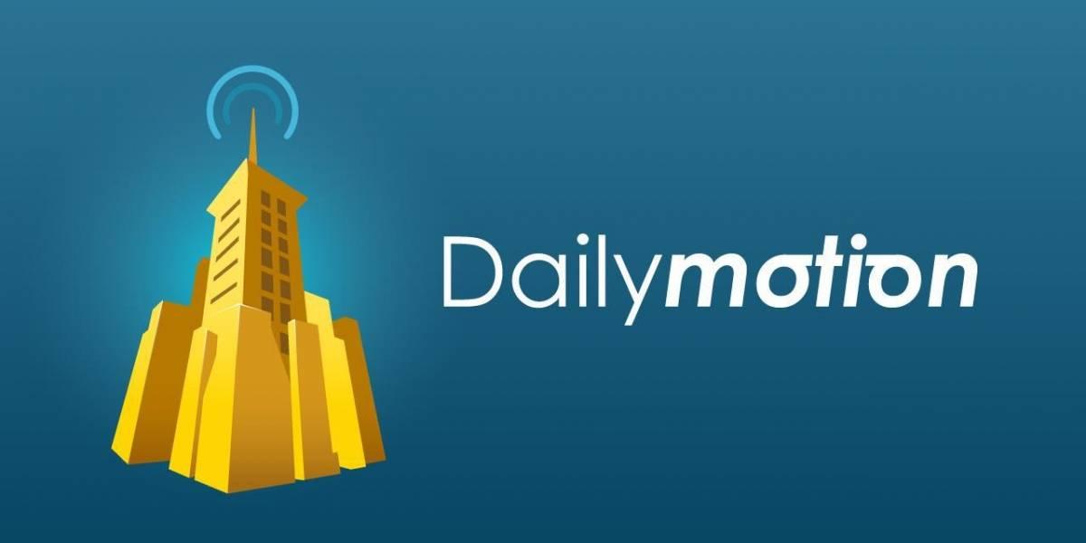 Microsoft podría adquirir una participación en Dailymotion