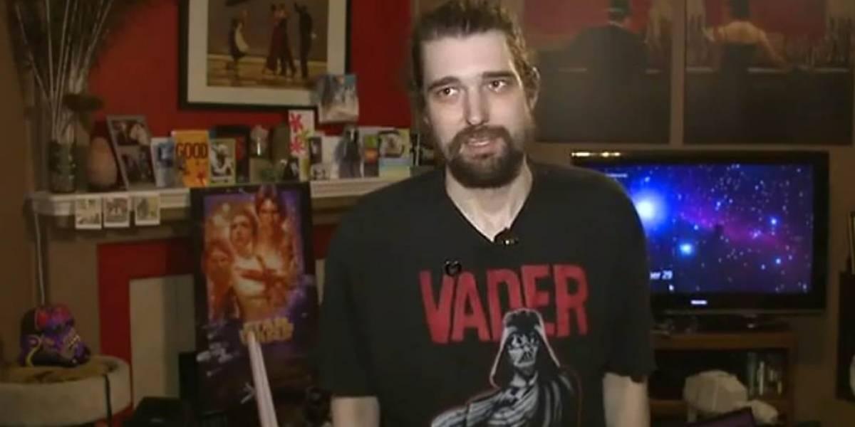 Muere Daniel Fleetwood, fanático de Star Wars con cáncer terminal