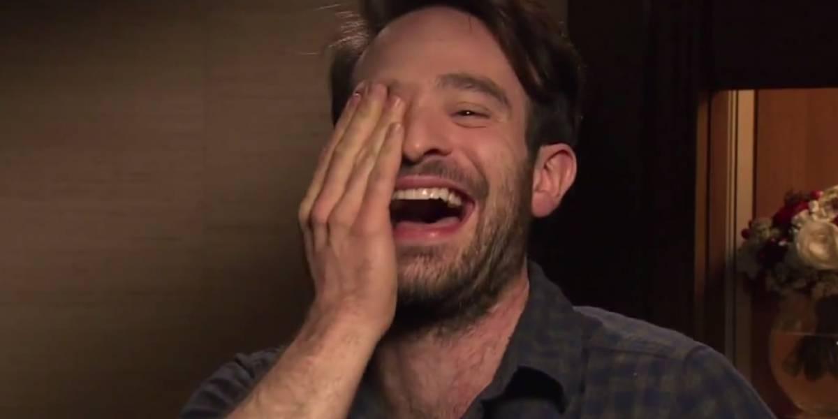Frank Underwood y Daredevil se encuentran en entrevista para Netflix
