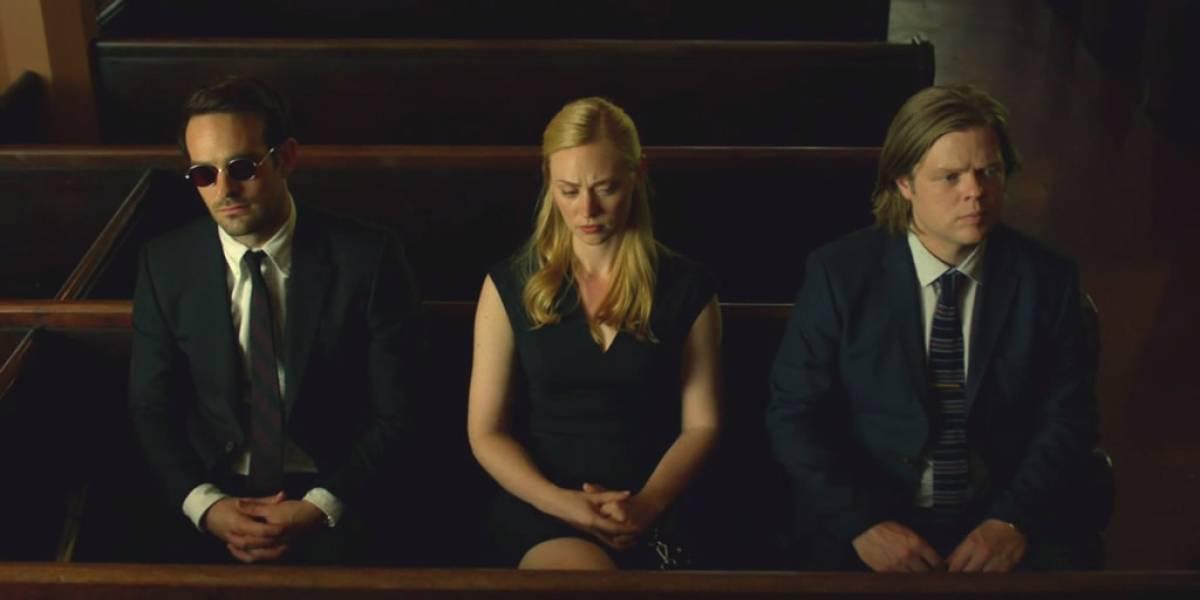 Este es el primer vistazo a la segunda temporada de Daredevil