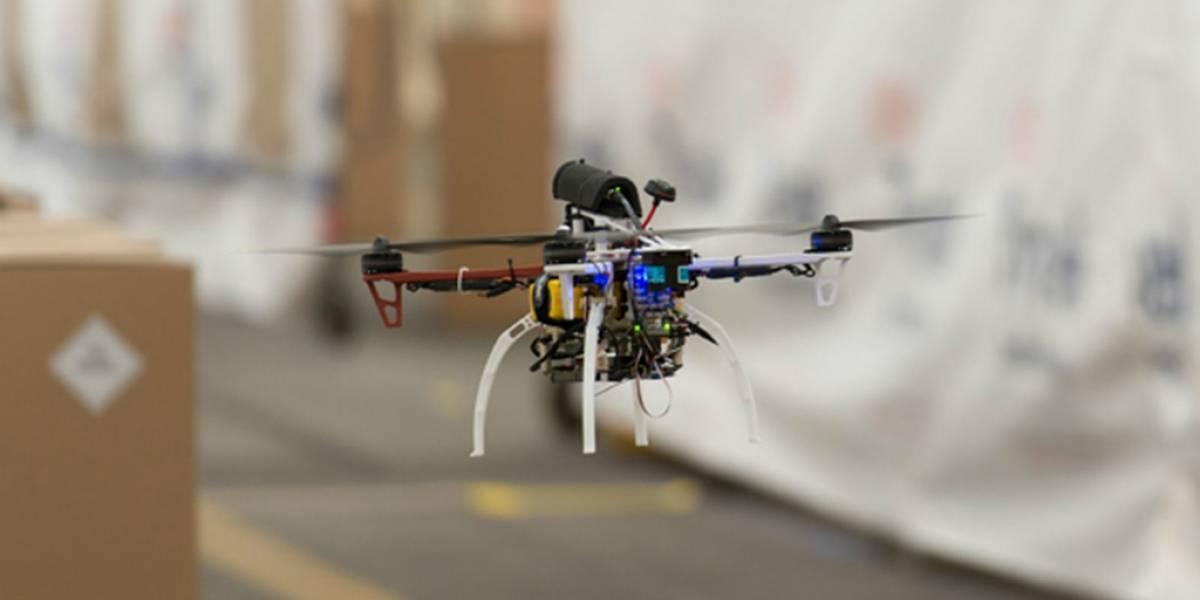 Este dron de DARPA recorre 20 metros por segundo