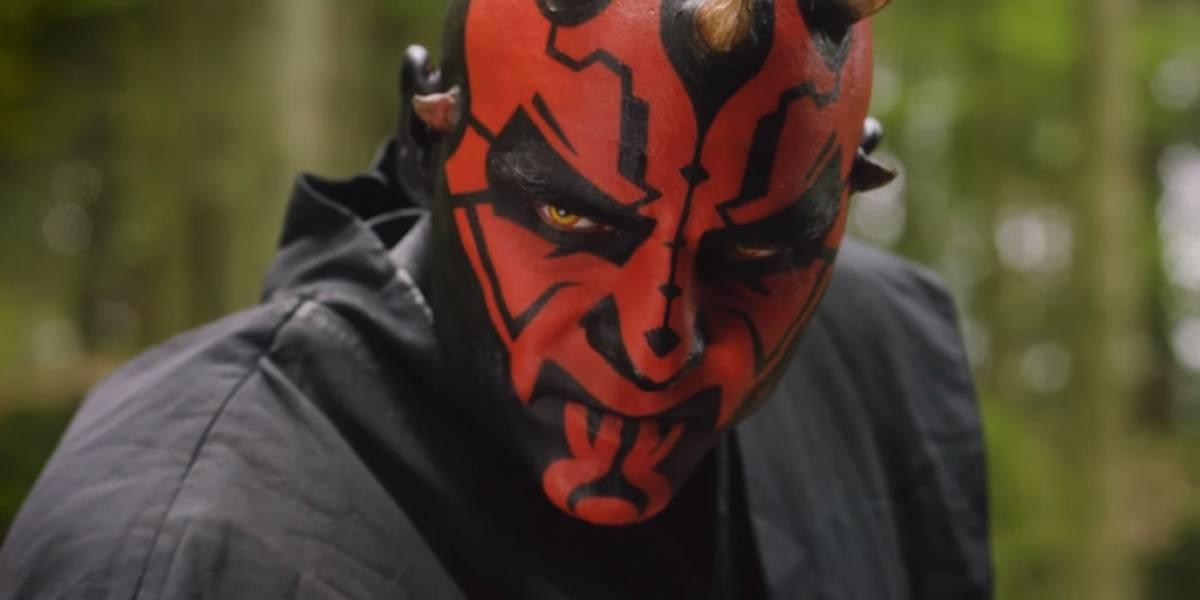 Este corto hecho por fanáticos de Star Wars te sorprenderá
