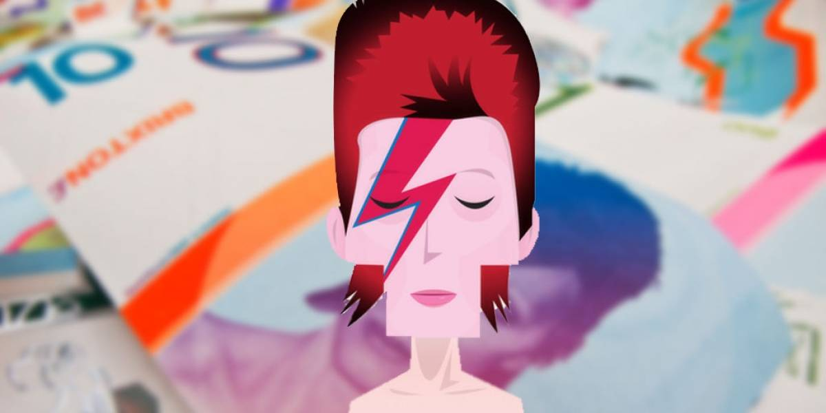 Twibbon edita tu foto de perfil para rendir tributo a David Bowie