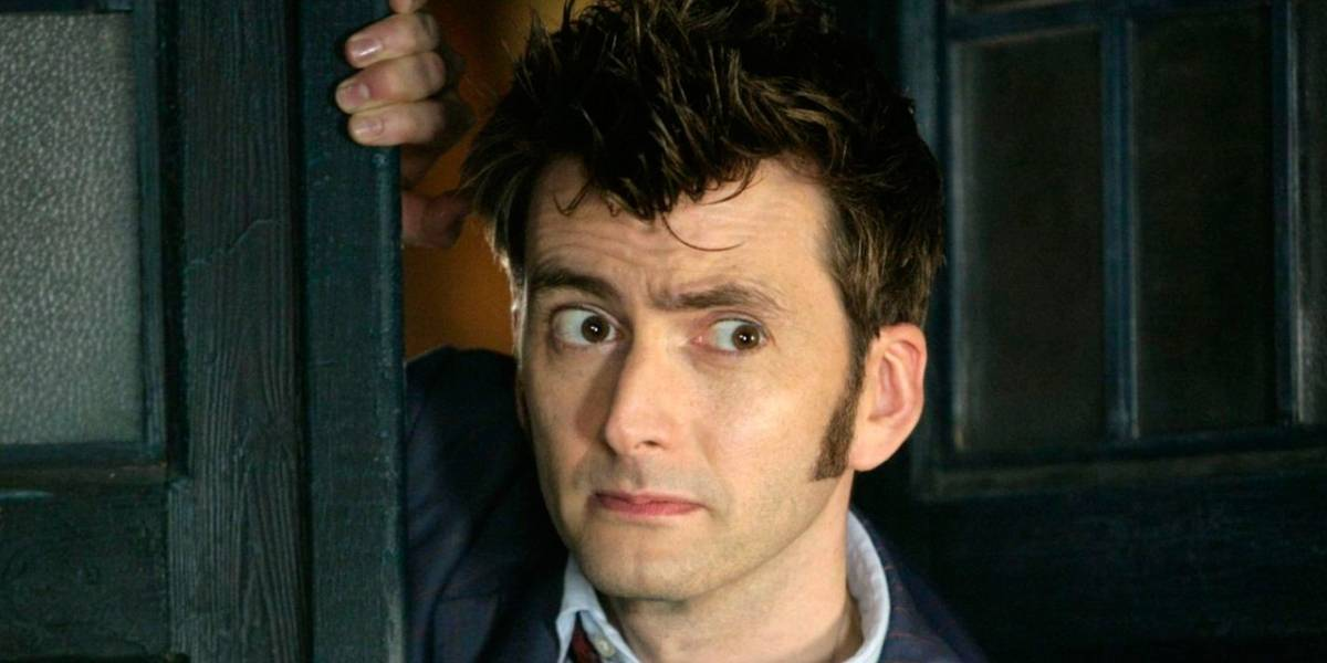 David Tennant regresa como Doctor Who, más o menos