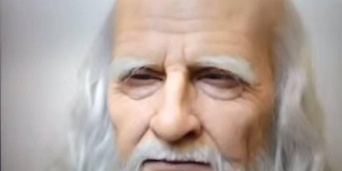 Cómo sería Leonardo Da Vinci si estuviera vivo
