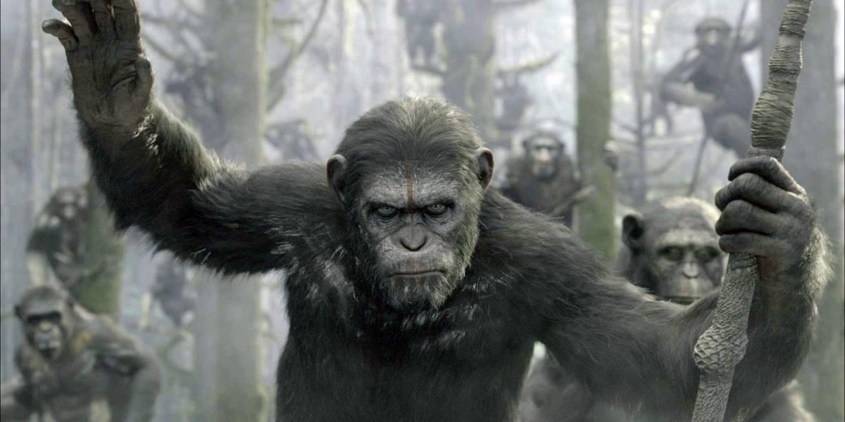 Revisa el primer trailer de 'El Amanecer del Planeta de los Simios'