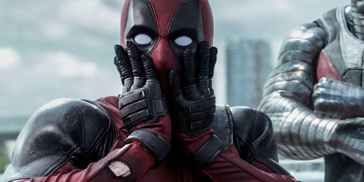 Deadpool no mentía: video muestra que todo en su película es puro CGI
