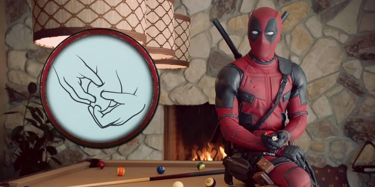Deadpool promueve la autoexploración para concientizar sobre el cáncer de testículo